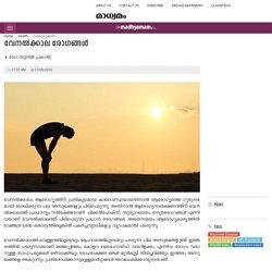 Summer Diseases-Health News