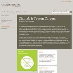Chuhak & Tecson Chicago Law Firm