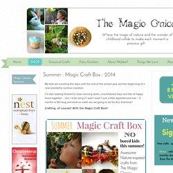 Summer : Magic Craft Box : 2014 - The Magic Onions