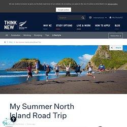 My Summer North Island Road Trip