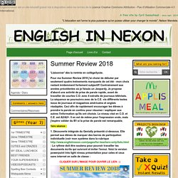 Summer review 2018 news