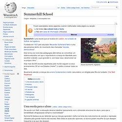 Summerhill School - Wikipédia (PT)
