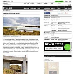 KRADS — Langitangi Summerhouse - Divisare by Europaconcorsi