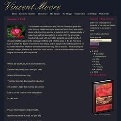 Summers End - Vincent Moore