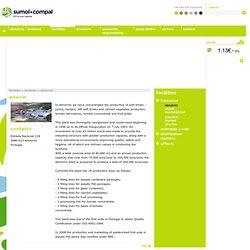 SUMOL+COMPAL - Instalações -