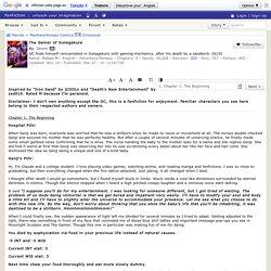 The Gamer of Sunagakure Chapter 1: The Beginning, a Naruto + Manhwa/Korean Comics/만화 Crossover fanfic