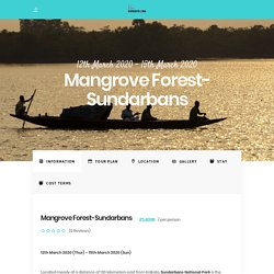 Mangrove Forest-Sundarbans - Her Expeditions