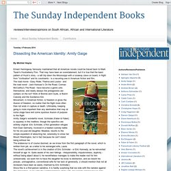 The Sunday Independent Books: February 2014