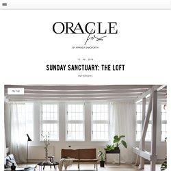 Sunday Sanctuary: The Loft - Oracle Fox : Oracle Fox