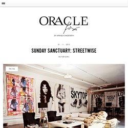 Sunday Sanctuary: Streetwise - Oracle Fox : Oracle Fox