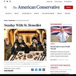 Sunday With St. Benedict