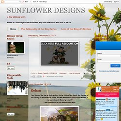 SUNFLOWER DESIGNS