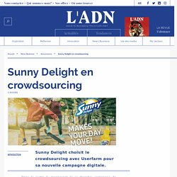 Sunny Delight en crowdsourcing