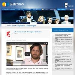 Sunpartner Technologies » LiFi : Sunpartner Technologies / Oledcomm