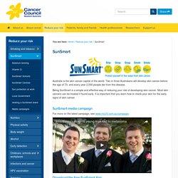 SunSmart - Cancer Council Western Australia