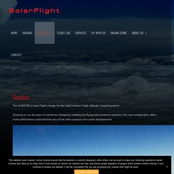 SUNSTAR - Solar Flight