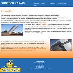 SUNTECH KARAIB - Le sun plus
