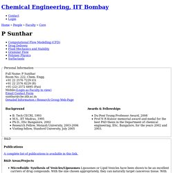 Chemical Engineering, IIT Bombay