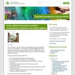 Uuden laillisen huumeen tuominen suomalaiseen kulttuurin toisi lisää ongelmia - Blogi