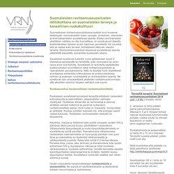 Suomalaiset ravitsemussuositukset