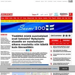 Tiedätkö mistä suomalaiset ovat kotoisin? Nykyiselle alueelle on vuosisatojen aikana muutettu niin idästä kuin lännestäkin