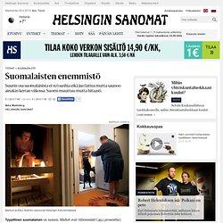 Tällainen on keskimääräinen suomalainen - Kuukausiliite