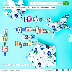 Suomen kielen matkassa - LIVE