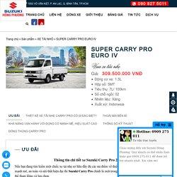 SUPER CARRY PRO EURO IV