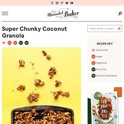 Super Chunky Coconut Granola