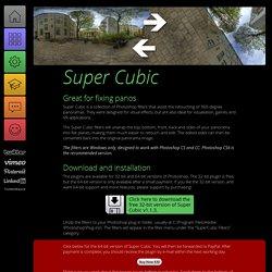 Super Cubic - superrune
