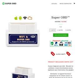 Super OBD™ – Super OBD FR