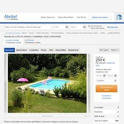 2 superbes cottages en pierre pour des visites tout au long l'année - Charente-Maritime