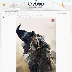 Olybop.info » Olybop.info 26 superbes Inspirations 3D