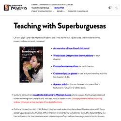 Teaching with Superburguesas – My generation of polyglots
