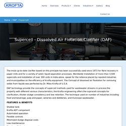 Supercell - Dissolved Air Flotation