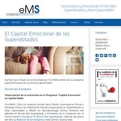 El Capital Emocional de los Superdotados - El Mundo del Superdotado