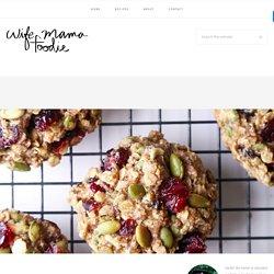Superfood Breakfast Cookies - Wife Mama Foodie