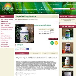 Probiotics - Prescript-Assist Probiotic