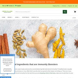 5 Indian Superfoods for Boosting Immunity