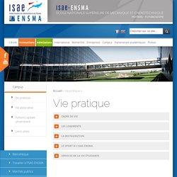 ISAE-ENSMA // École Nationale Supérieure de Mécanique et d'Aérotechnique