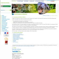 COLE NATIONALE SUPÉRIEURE AGRONOMIQUE DE TOULOUSE