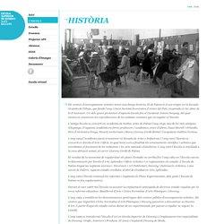 Escola d'Art i Superior de Disseny - Història