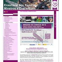 ETSE MINAS - Escola Técnica Superior de Enxeñeiros de Minas - Vigo (Pontevedra)