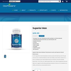 Superior Man - Featured Products