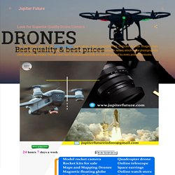 Look for Superior Quality Drone Camera