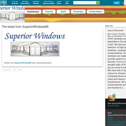 SuperiorWindows80's Profile - Dashboard - Cheezburger.com