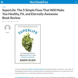 SuperLife Book Review 2020