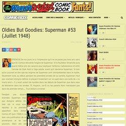 Superman #53 (1948)