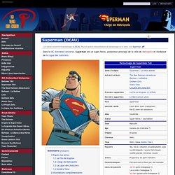 Superman (DCAU) - La Tour des Héros