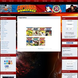 Superman Homepage - Image Gallery